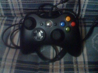 XBOX 360 controller for Windows from Microsoft