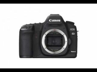 Canon 5D Mark II body only BDT 135000