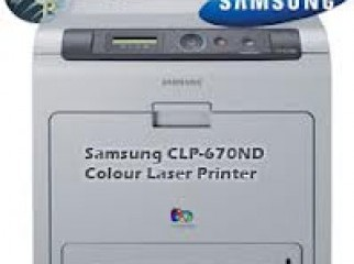 Samsung CLP 6200 ND Color Laser printer