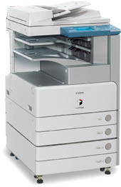 Canon Color ImageRunner 1028 Multifunction Copier | ClickBD large image 0