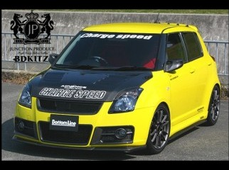 SUZUKI SWIFT BODYKITS BY BDKITZ