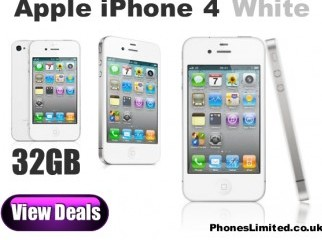 Iphone 4 32gb 100% fresh from UK
