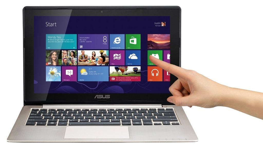 Asus S200e Touch Screen Windows8 Pro Clickbd