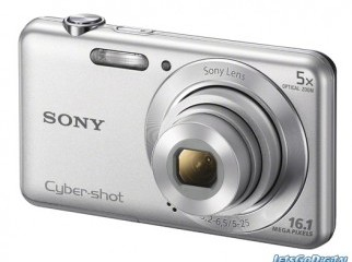 Sony Cyber-shot DSC-W710 16MP 5x Optical Zoom Camera