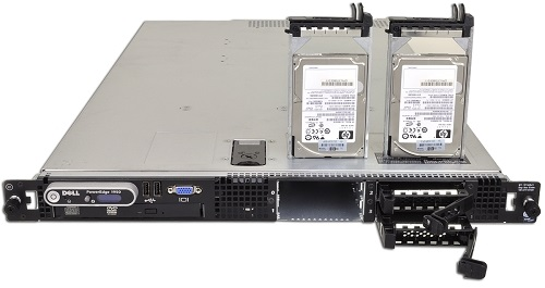 Dell PowerEdge 1950 III Dual Xeon E5405 2.0 GHz 1U Server | ClickBD large image 1