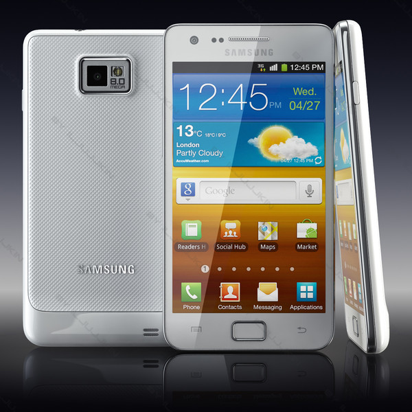Sizzling Hot Samsung Galaxy S2 Download
