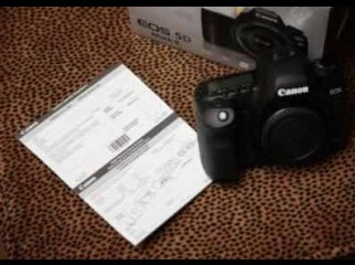 Canon 5D mark II at only BDT 110000