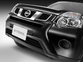 NISSAN X TRAIL 2012 CONVERSION KIT
