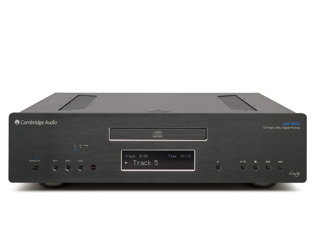 Cambridge Audio 851C Top of the line CD Player with DAC | ClickBD large image 0