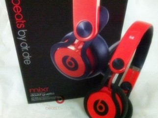 beats by dr dre mixr DJ HEadPhones