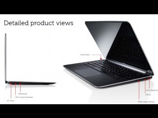 Dell Ultrabook i5 from USA. Boxed