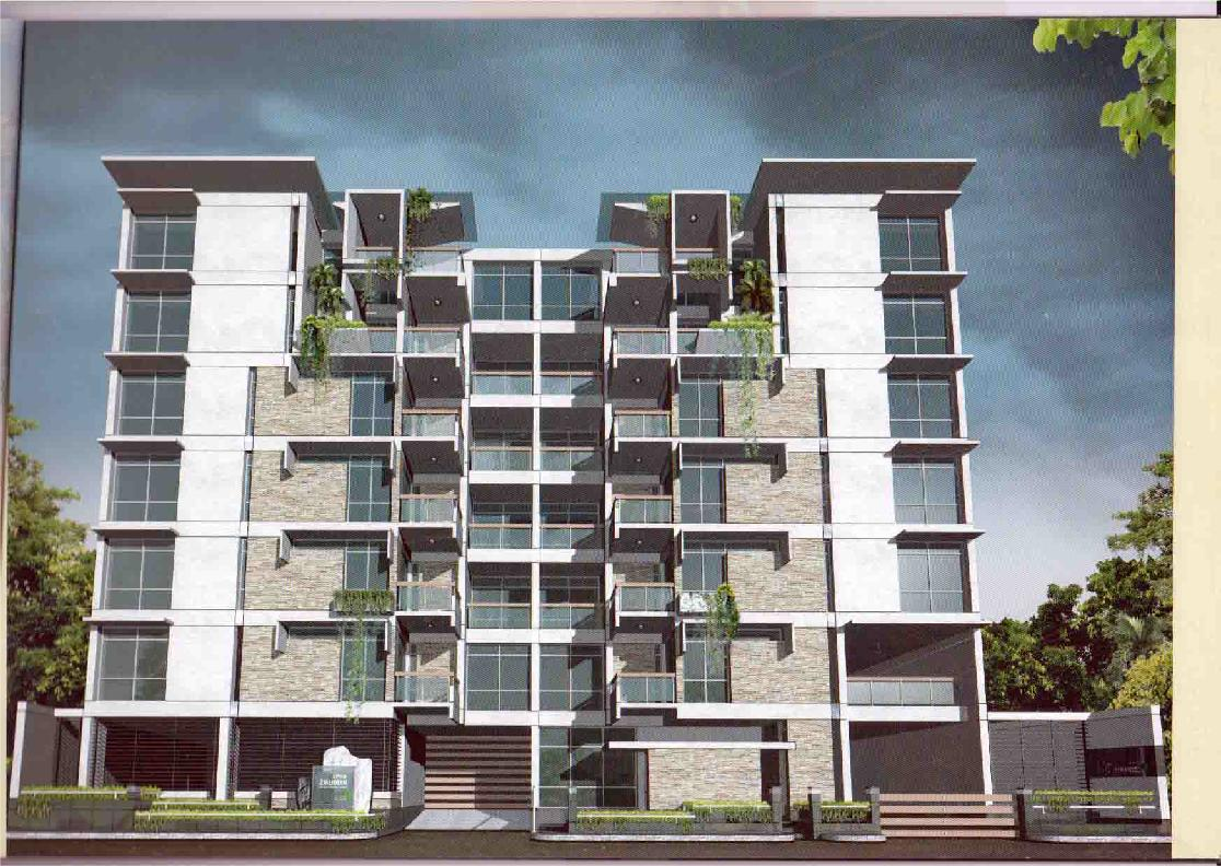 Super Luxurious Apartment Cantonment Close to CSD | ClickBD large image 0