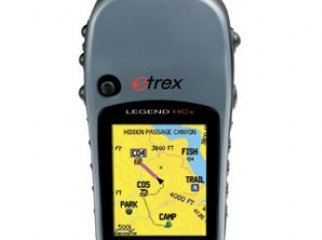 GERMIN etrex LEGEND HCx GPS Device