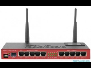MikroTik Router RB2011UAS-2HnD-IN