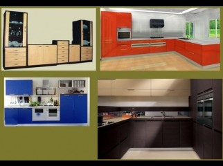 Kitchen Cabinet Kitchen Decoration