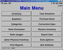 office inventory management