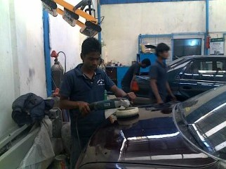 CAR POLISHING Login Facebook.com African Automobile