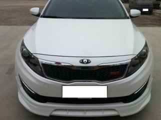 Body Kits for kia OPTIMA 2012