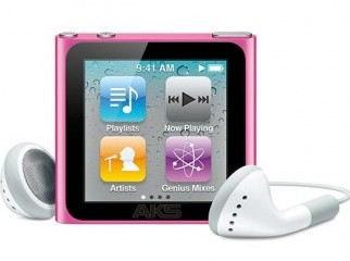 Touch Screen MP4 Player As Like Ipod Nano