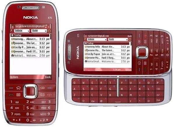 Nokia e75 price