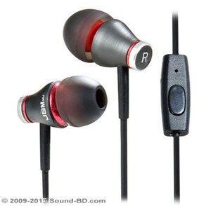 JBM-MJ900 IN-EAR HEADPHONE WITH MIC | ClickBD large image 1