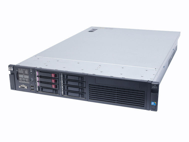 HP ProLiant DL380p Generation8 2U Rack Server   ClickBD large image 0