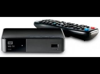WD 1080p Media Player New Model