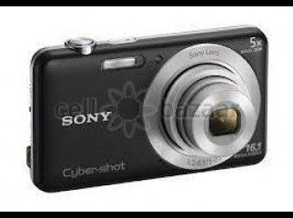 SONY Cybershot Digital Camera W710 16MP 5X HD