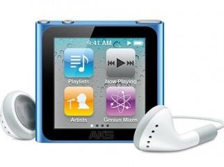 Touch Screen MP4 Player As Like Ipod Nano