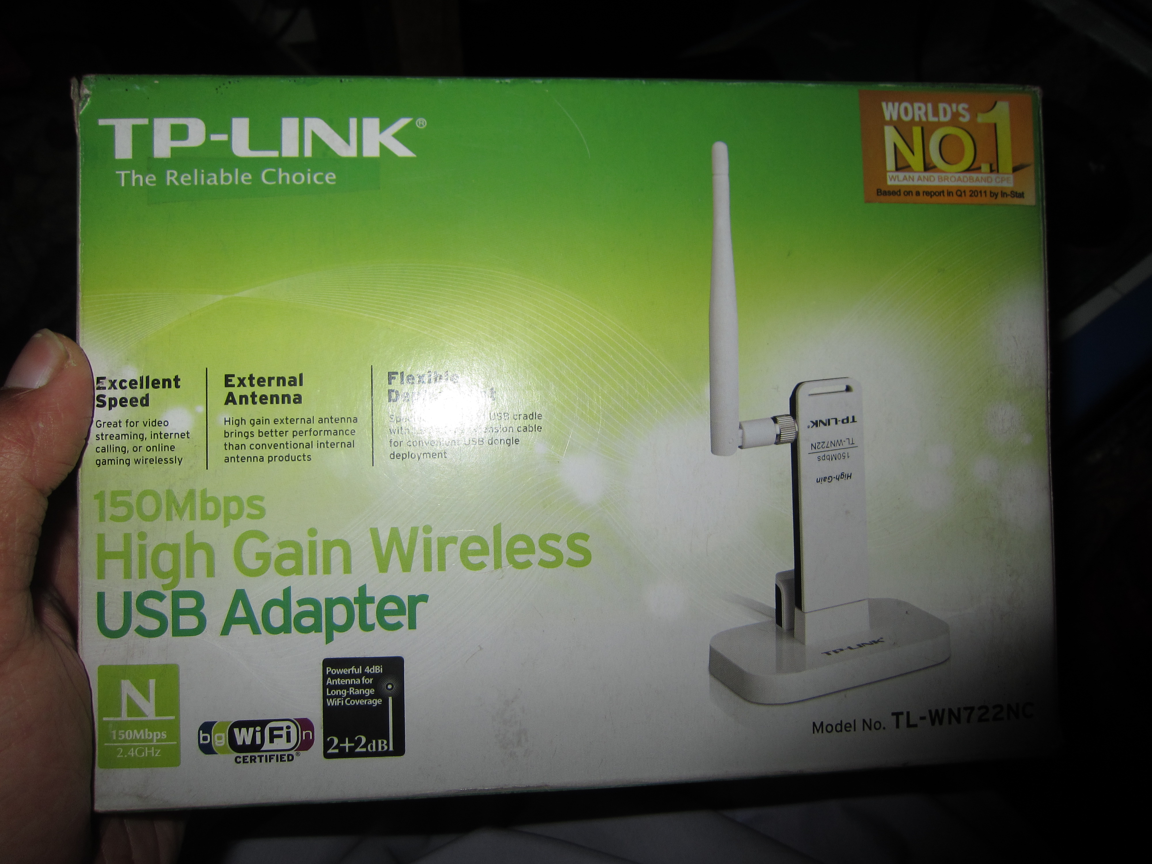wifi adapter price in bd