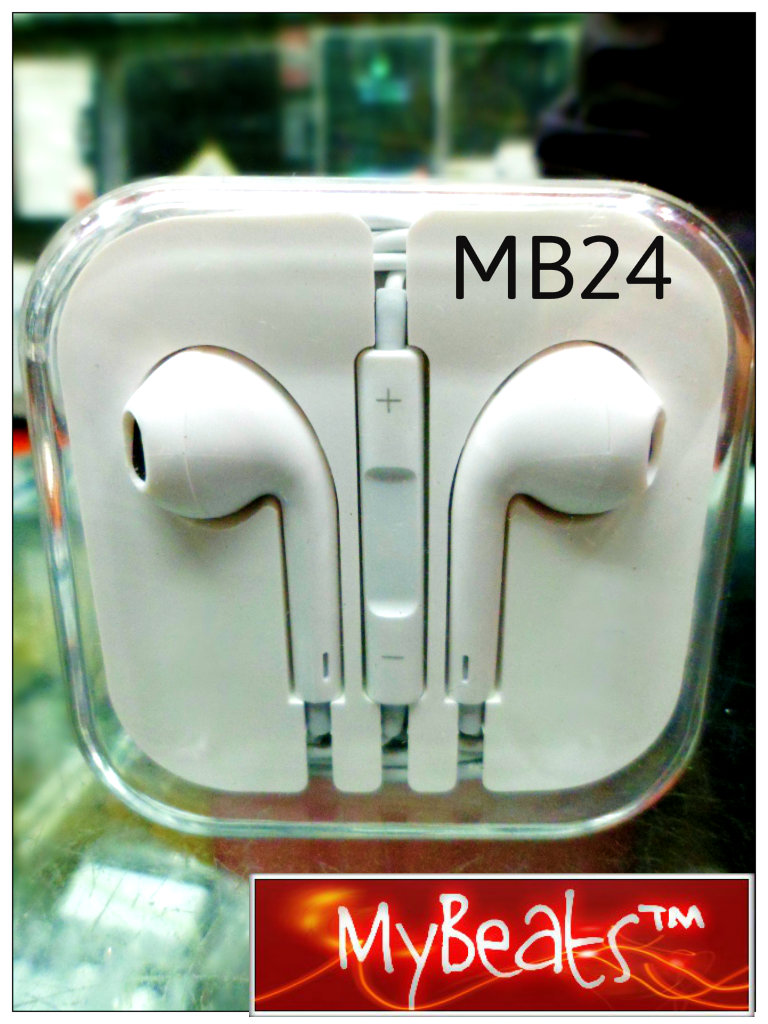 BEATS AUDIO IBEATS IPHONE EARPHONE FOR SALE | ClickBD large image 1