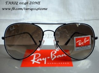 RB 3025 Dark Chocolate Shade Chromax Driving Series