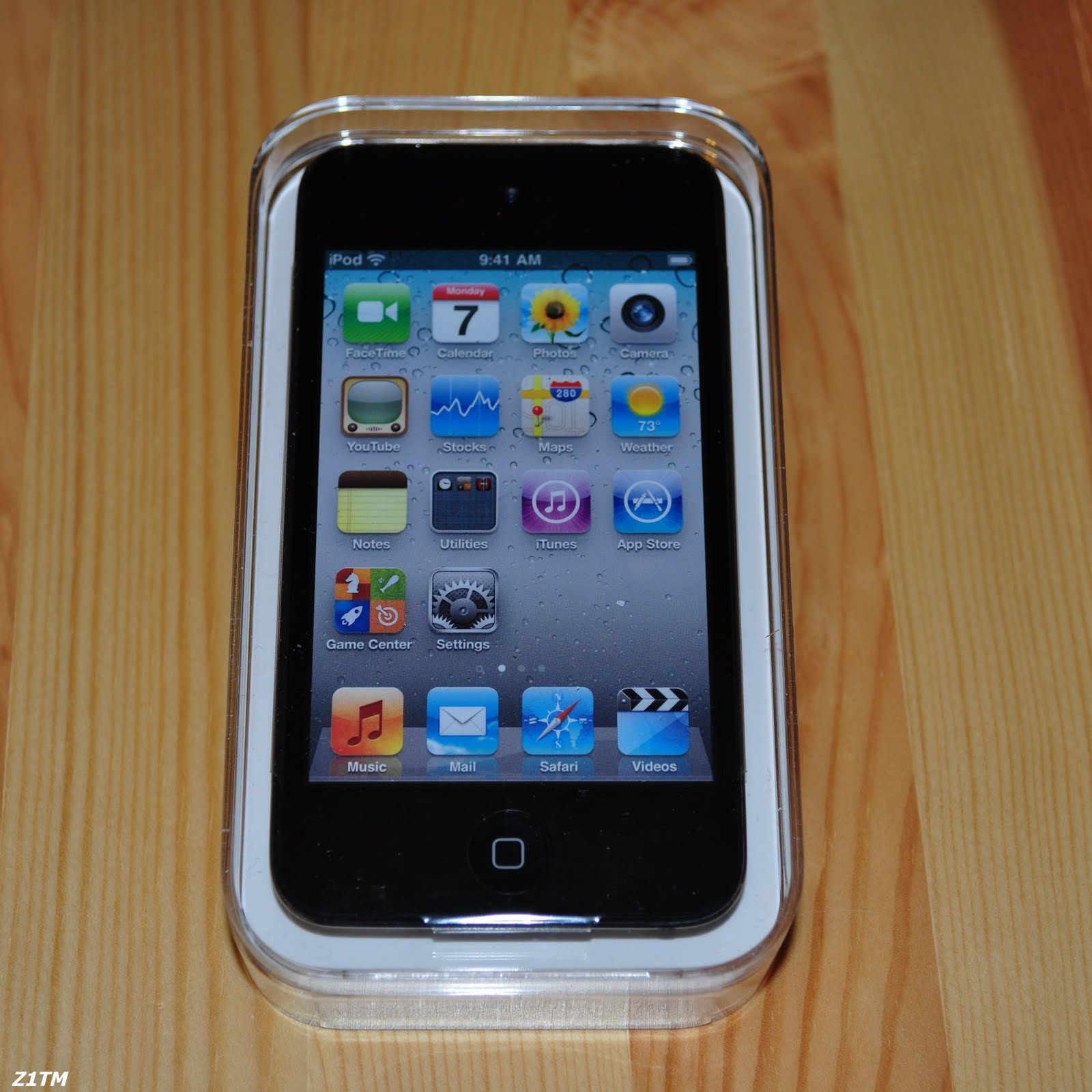 ipod touch 4g 8go