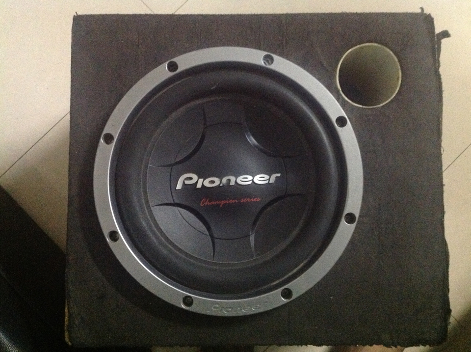 Pioneer champion series with boom box | ClickBD large image 0
