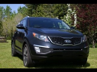 2012 DIESEL SPORTAGE SPORTS PKG SUNROOF ONLY 4000KM DRIVEN