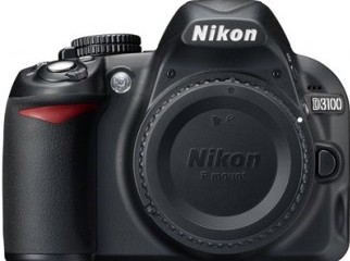 Nikon d3100 with 55-200mm