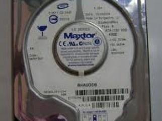 Maxtor 40gb IDE hardisk