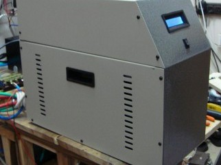 2KVA UPS mode IPS with 2 4 line LCD Display