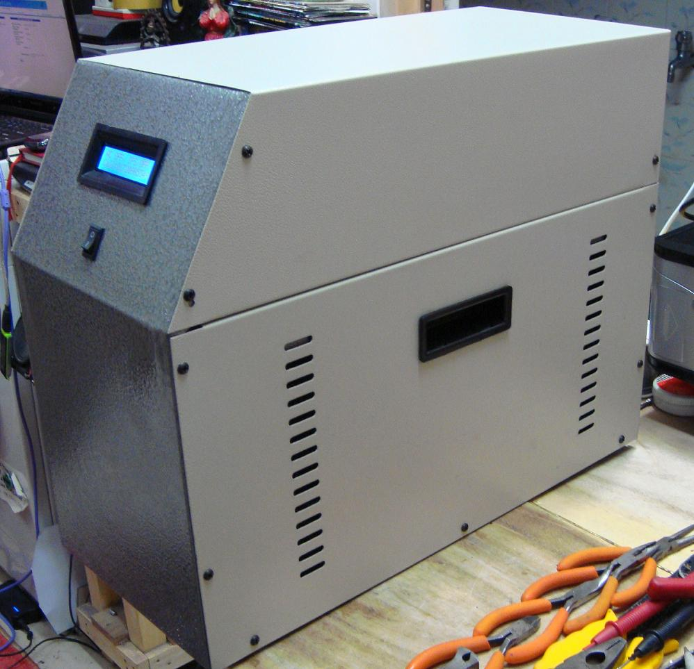 2KVA UPS mode IPS with 2 4 line LCD Display | ClickBD large image 1