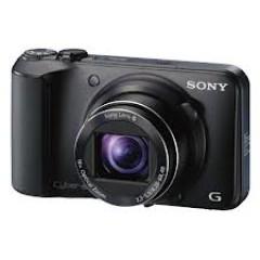 Sony DSC-H90 16x High Zoom Digital Camera