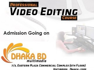 Video Editing Course at DHAKABD