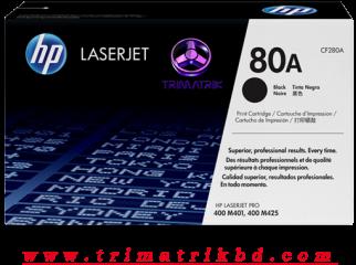 HP 80A Toner