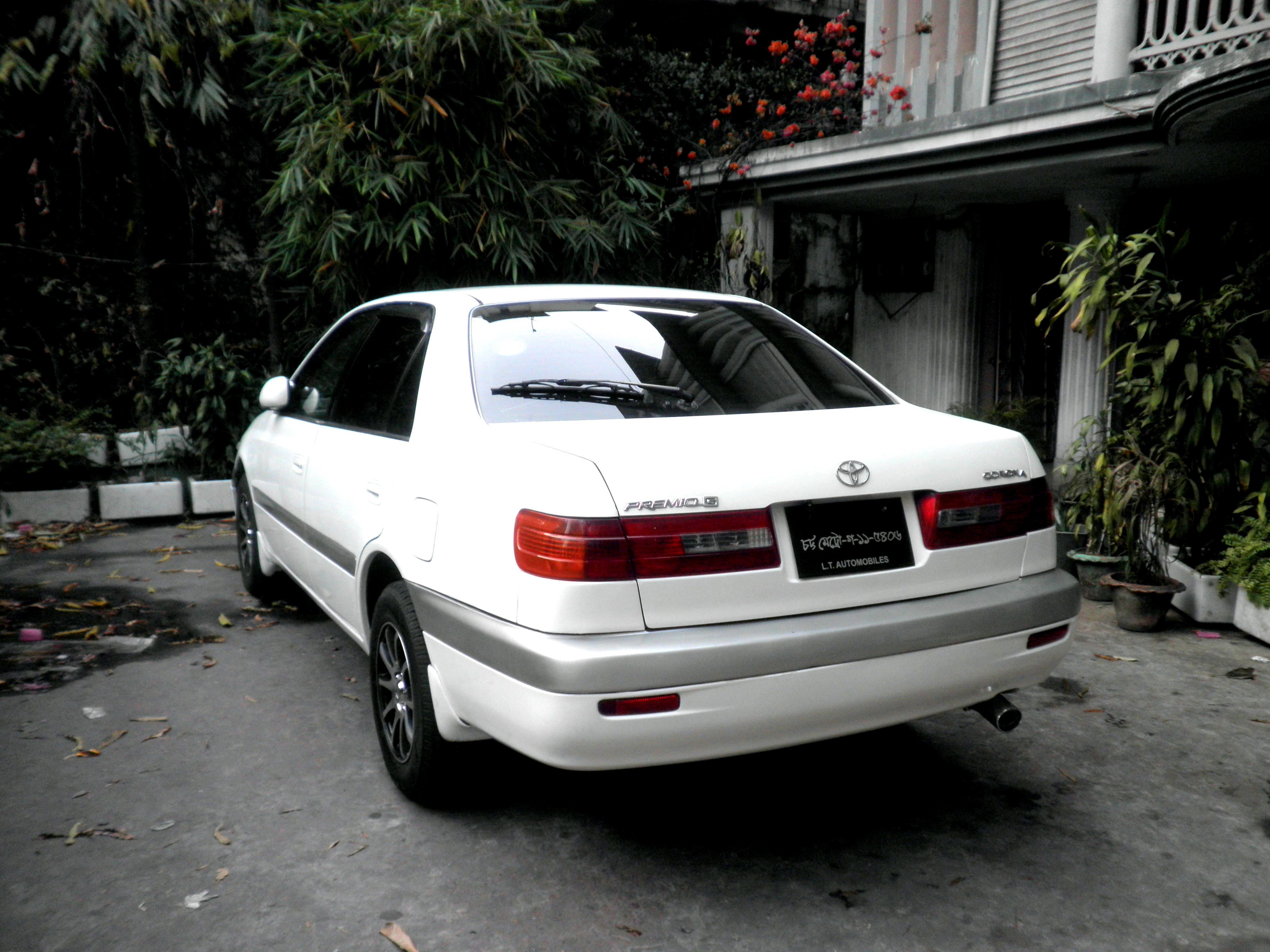 Toyota Corona Premio Model 2000 Clickbd