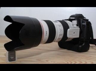 Canon 5d mark 2 Canon BG-E6 battery grip extra battery