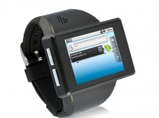 Android Phone Watch 2MP Camera 2 Inch Capacitive Screen 8GB