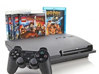 Sony PS3 160GB Gaming System with Harry Potter Blu-ray