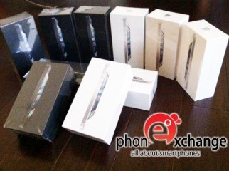 I PHONE 5 16GB BRAND NEW INTAC UNLOCK BLACK WHITE 10 PC