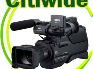Sony HVR-HD1000P HD-1000P HDV 1080i PAL Camcorder