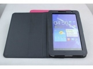 7 inch Tablet PC Leather Cover Black