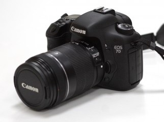 Canon EOS 7D Only Body 92000 TK